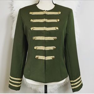 SOHO•• Military style jacket